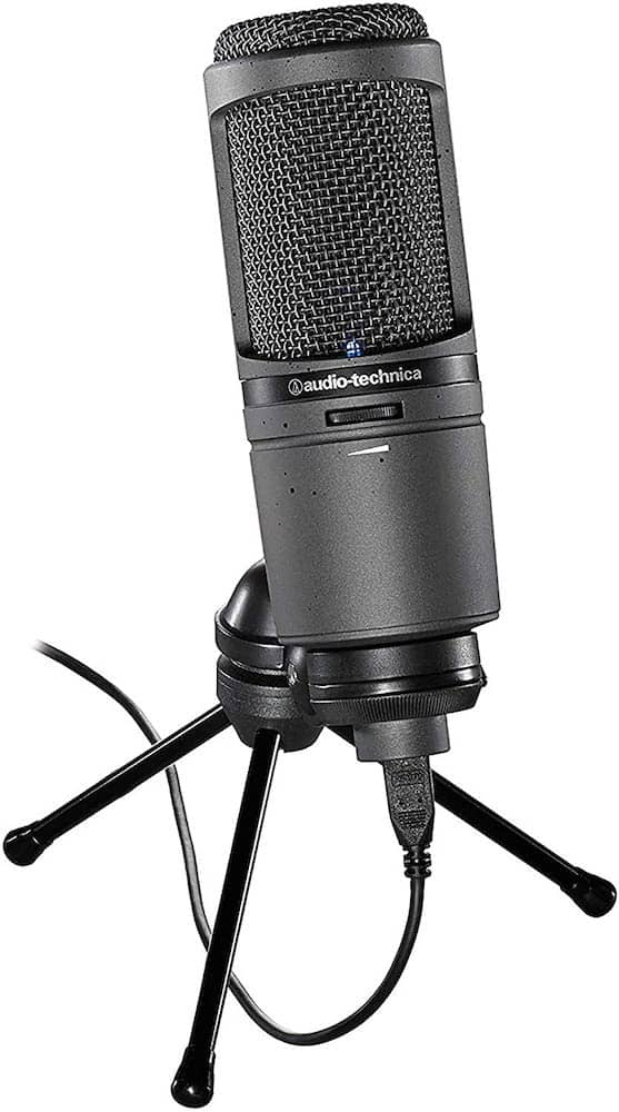 Audio Technica AT2020i - 7 Best USB Microphones in India (2021) – Review & Comparison