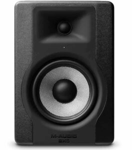 M Audio BX5 D3 Studio Monitor 264x300 - 9 Best Studio Monitors in India (2020)