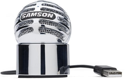 Samson Meteorite USB Mic - 7 Best USB Microphones in India (2021) – Review & Comparison