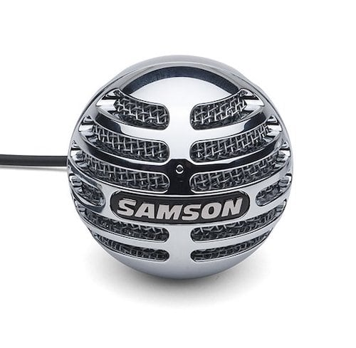 Samson Meteorite USB Microphone India - 7 Best USB Microphones in India (2021) – Review & Comparison