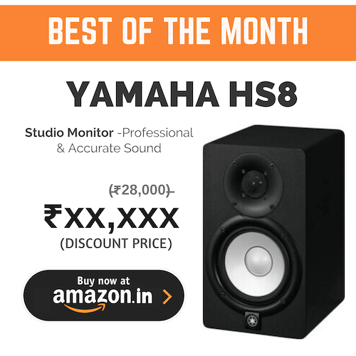Best Studio Monitor in India of the month