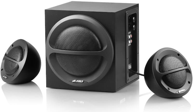 FD A110 35W 2.1 Speaker - The 6 Best Computer/PC Speakers in India (2021)